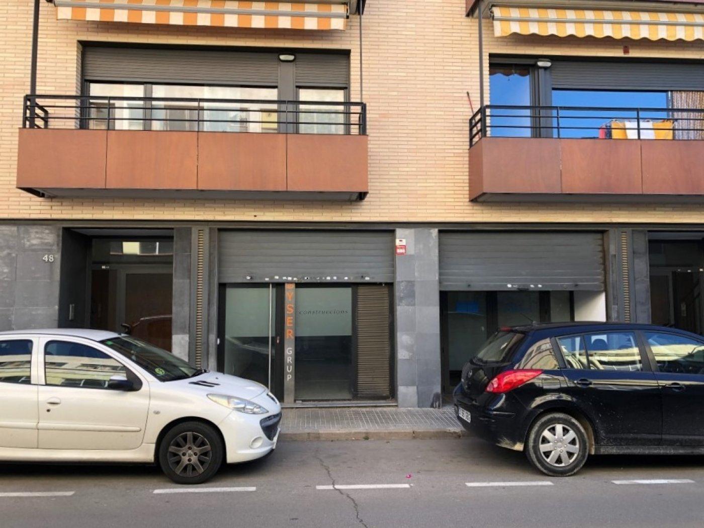 local-comercial en les-franqueses-del-valles · corro-d-avall 54000€