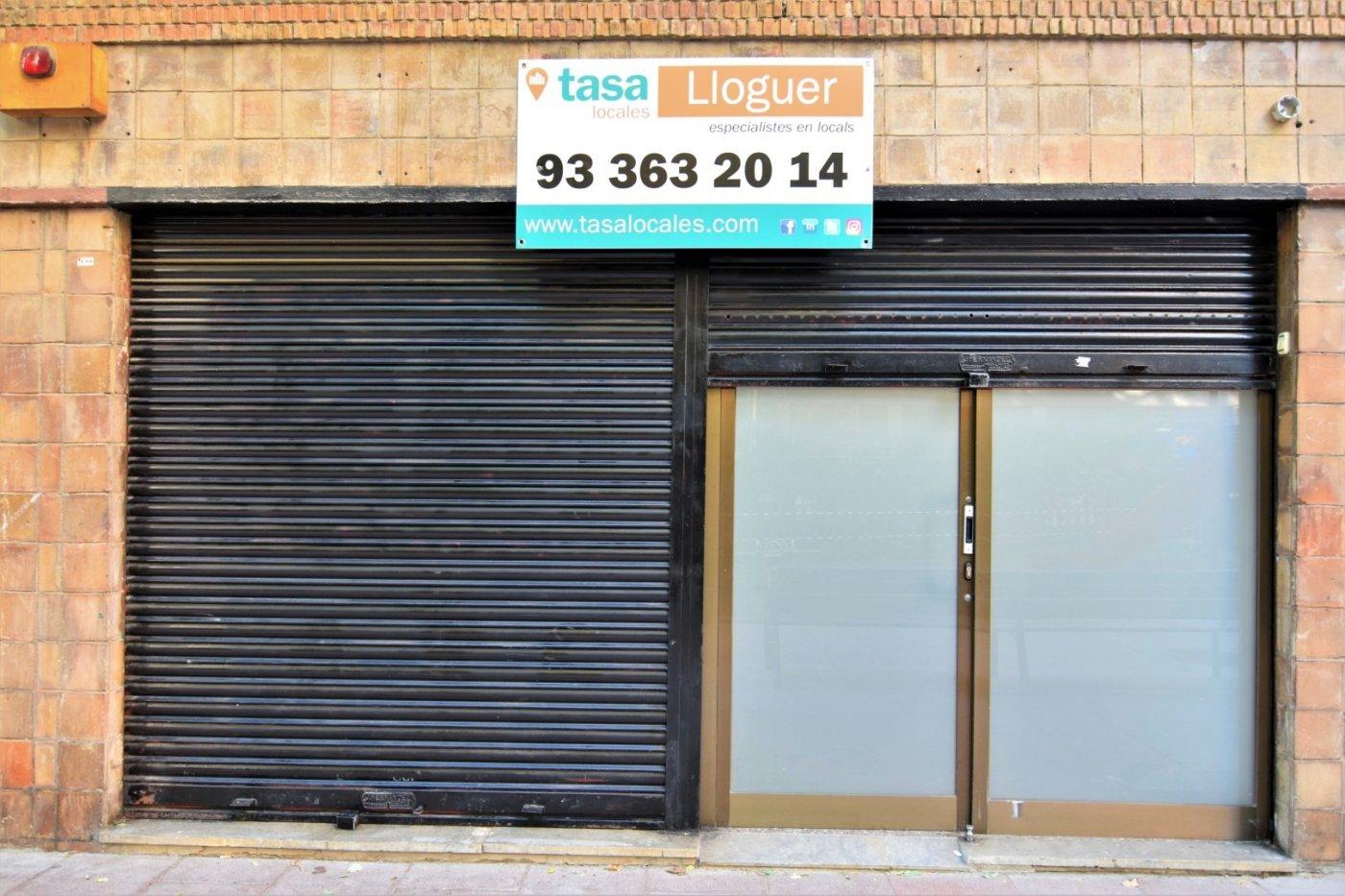 local-comercial en barcelona · la-guineueta 650€