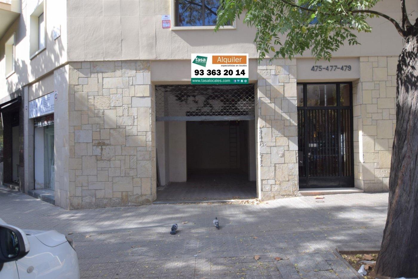 local-comercial en barcelona · sagrada-familia 975€
