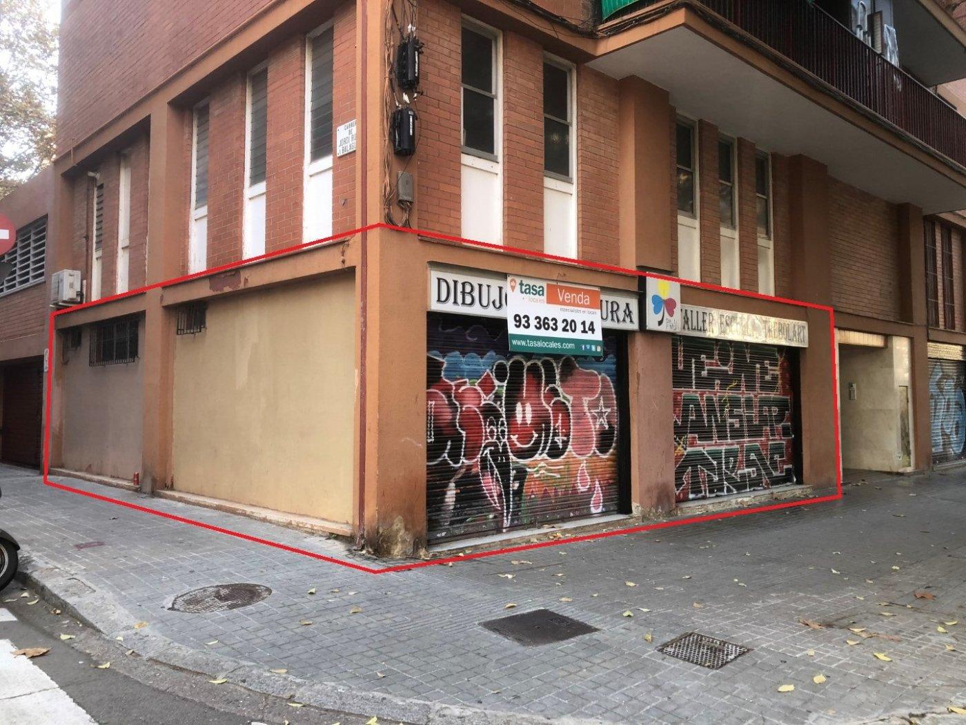 local-comercial en barcelona · sant-marti-de-provencals 125000€