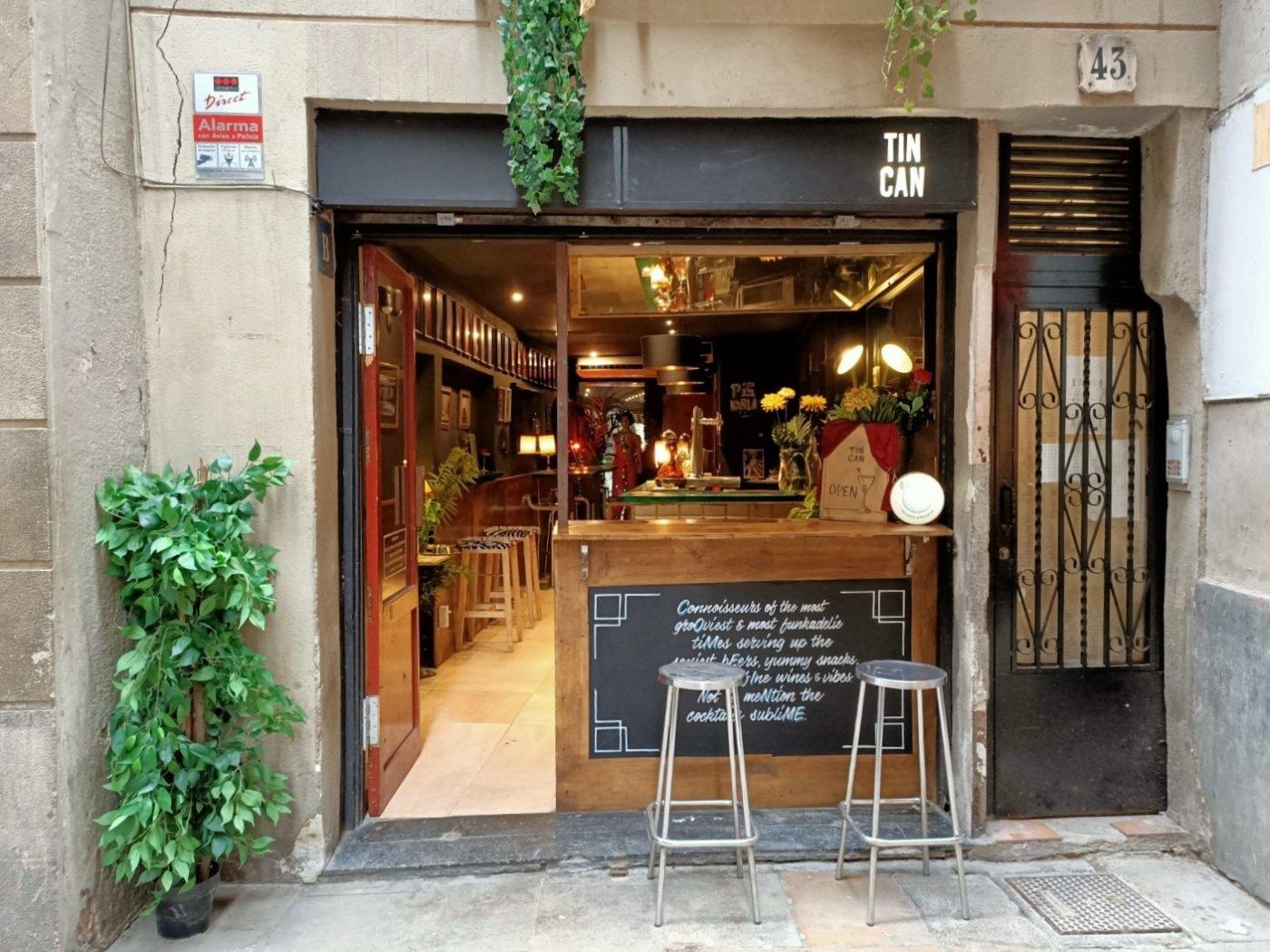 local-comercial en barcelona · el-gotic 900€