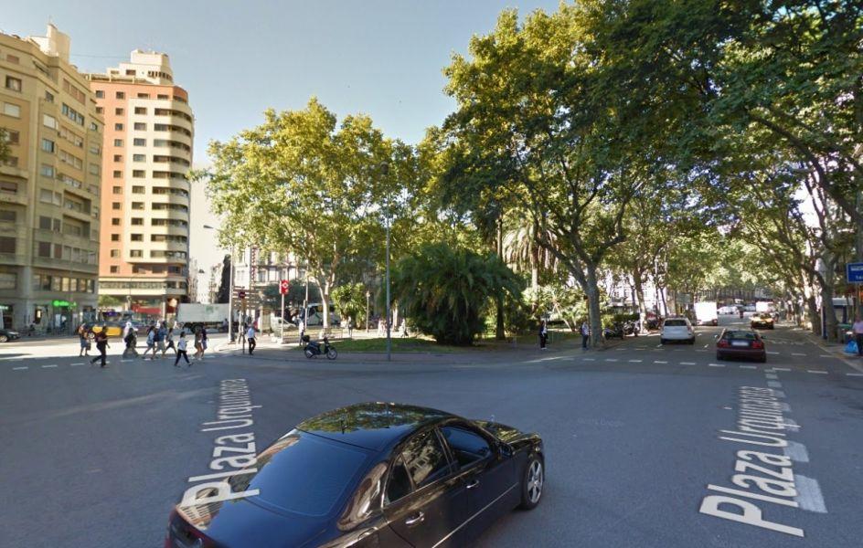 parking en barcelona · dreta-de-l´eixample 100€