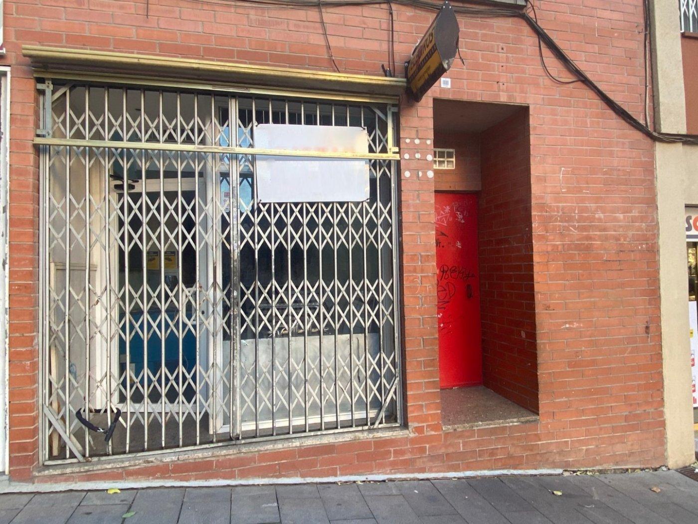 local-comercial en barcelona · sant-marti-de-provencals 605€