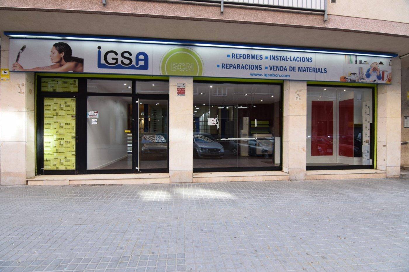 local-comercial en barcelona · la-verneda-i-la-pau 450000€