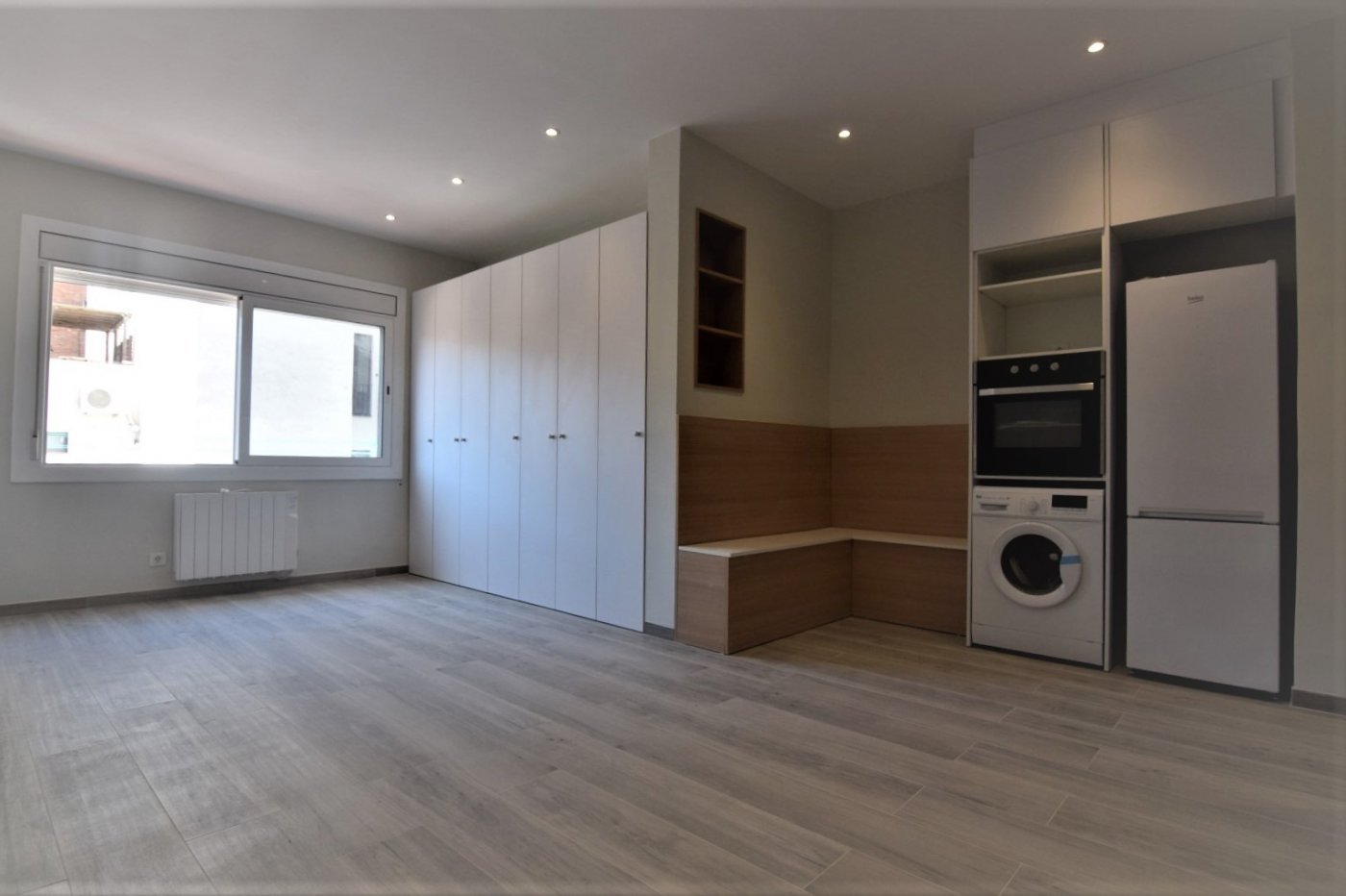 piso en barcelona · vila-de-gracia 750€