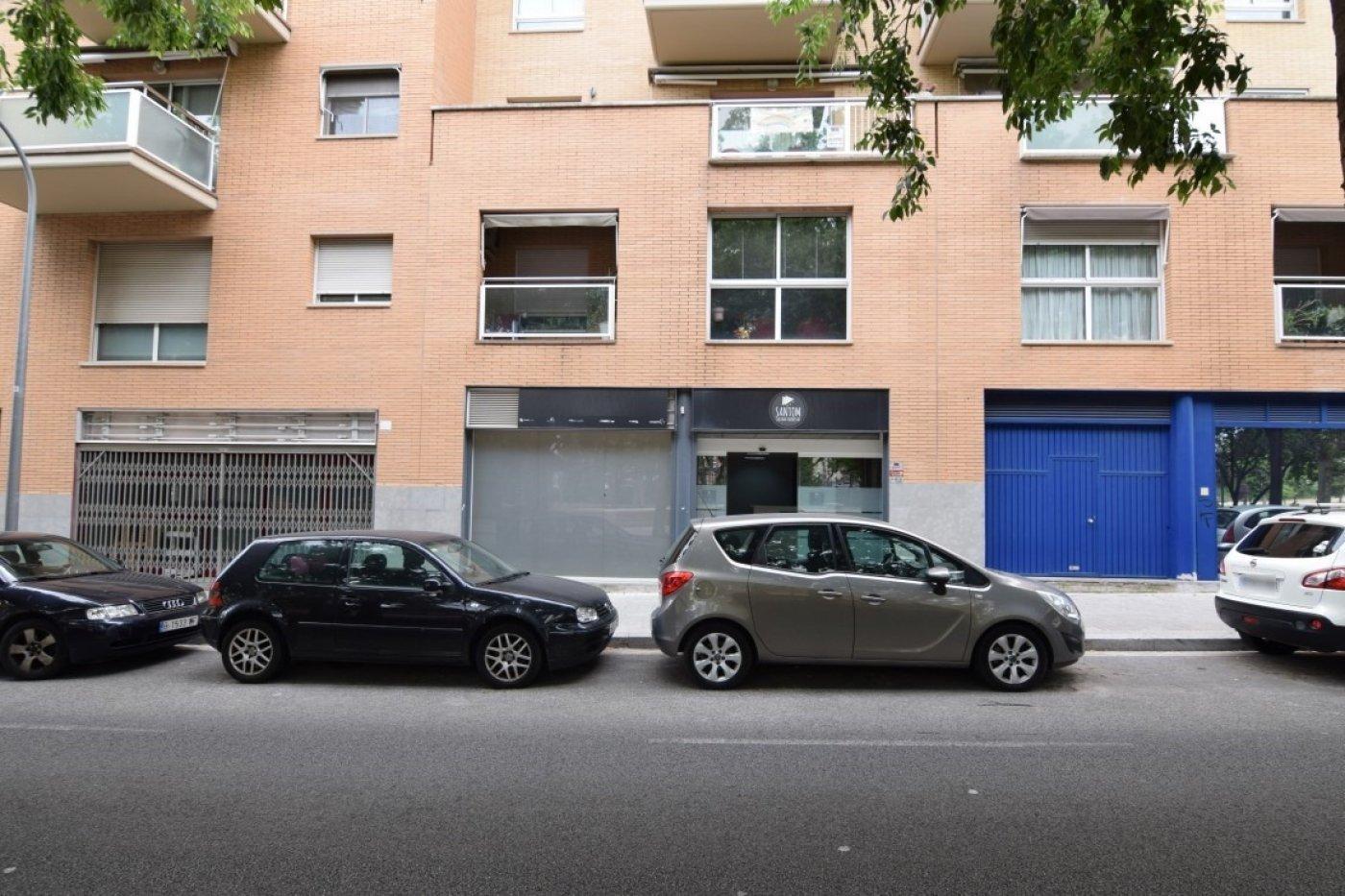 local-comercial en barcelona · bon-pastor 750€