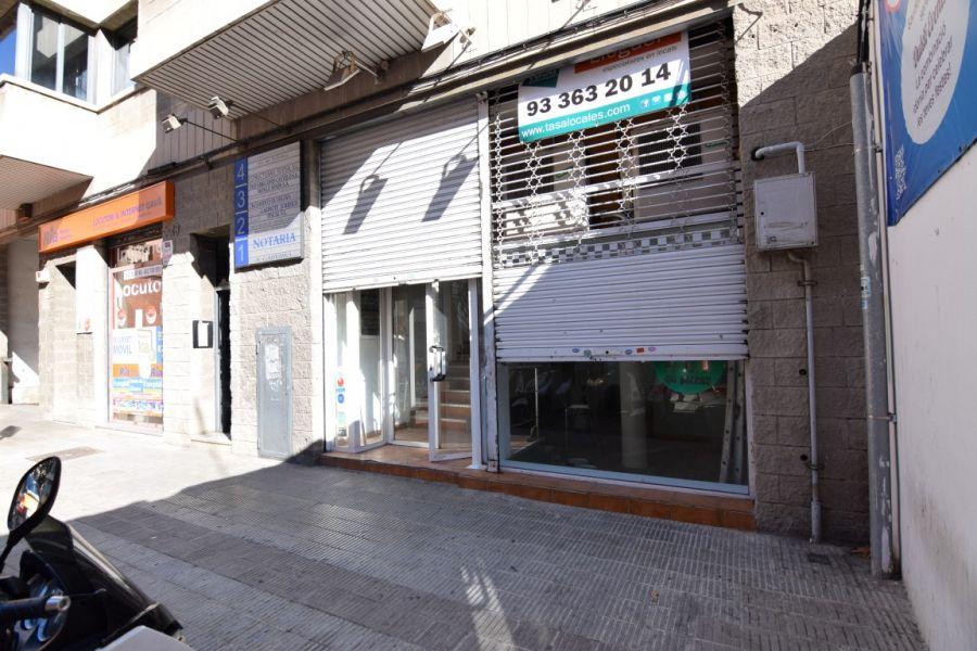 local-comercial en gava · estacion 900€