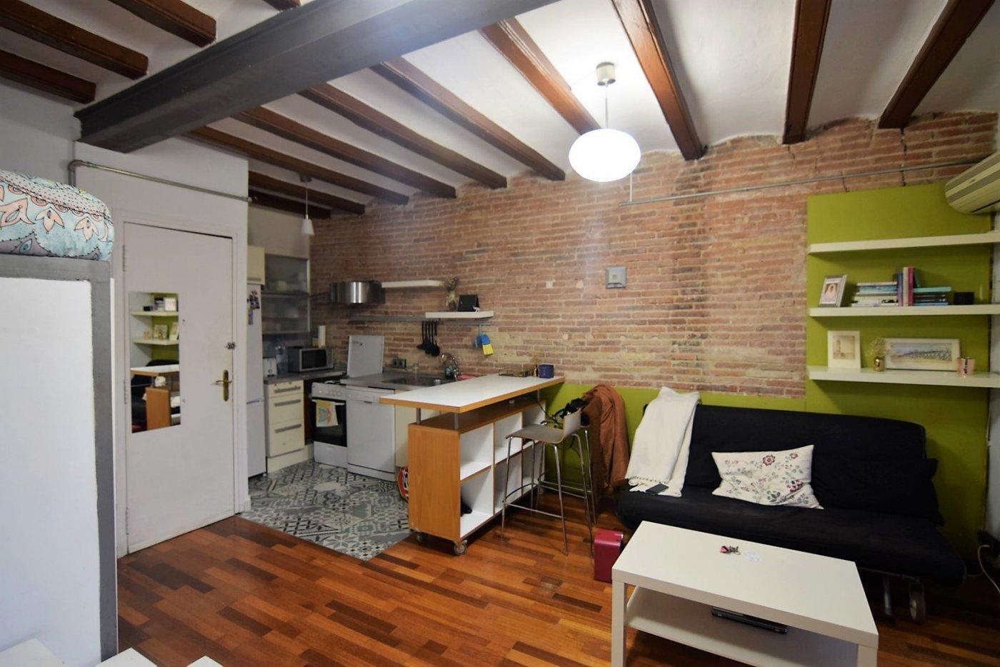 piso en barcelona · hostafrancs 140000€