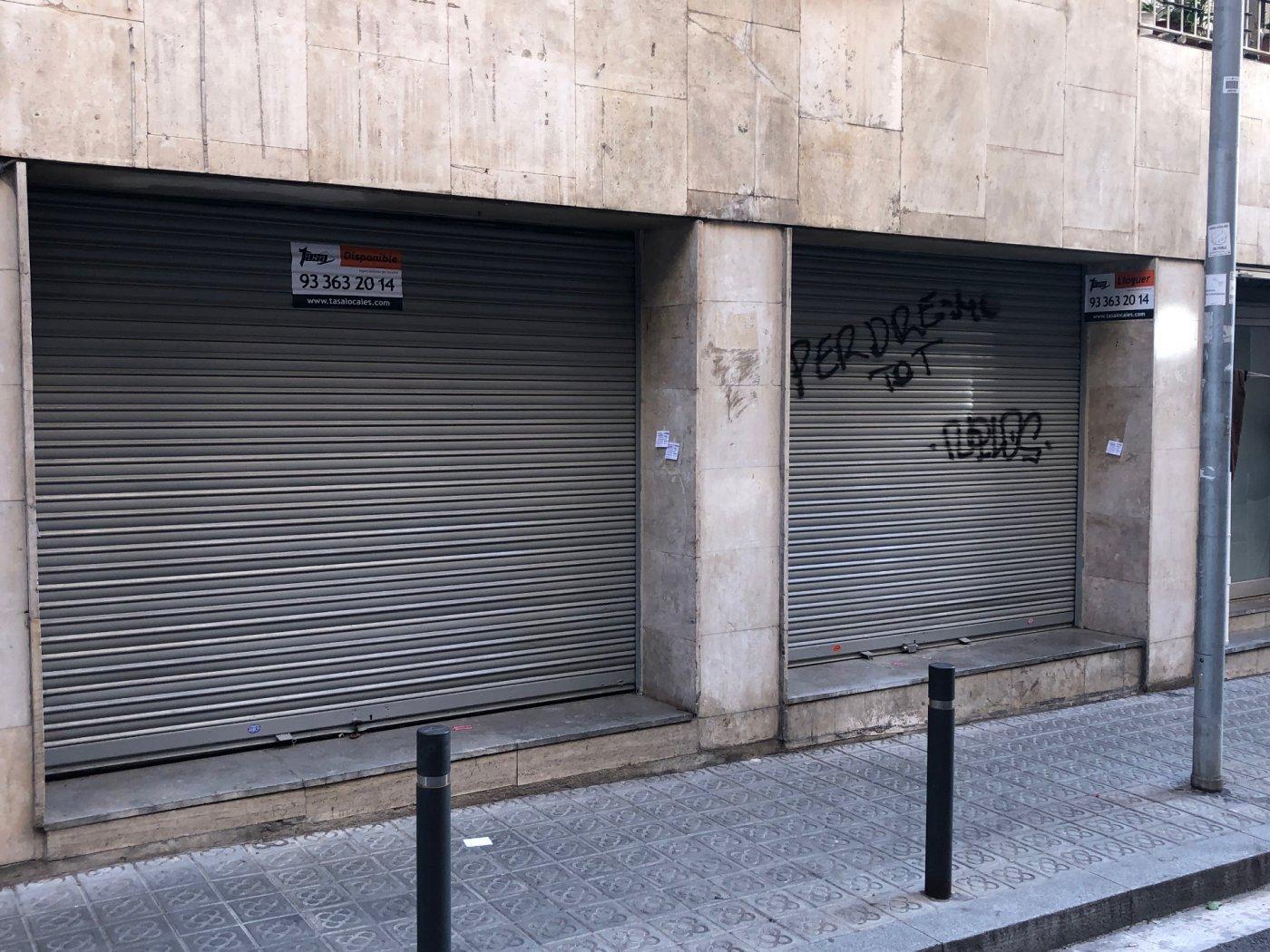 local-comercial en barcelona · les-corts 390€