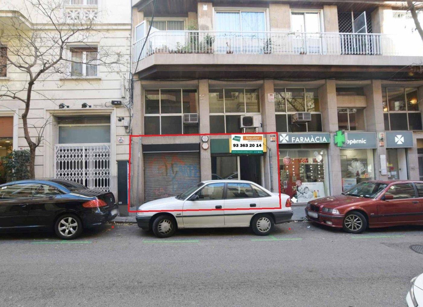local-comercial en barcelona · sant-gervasi---galvany 1475€