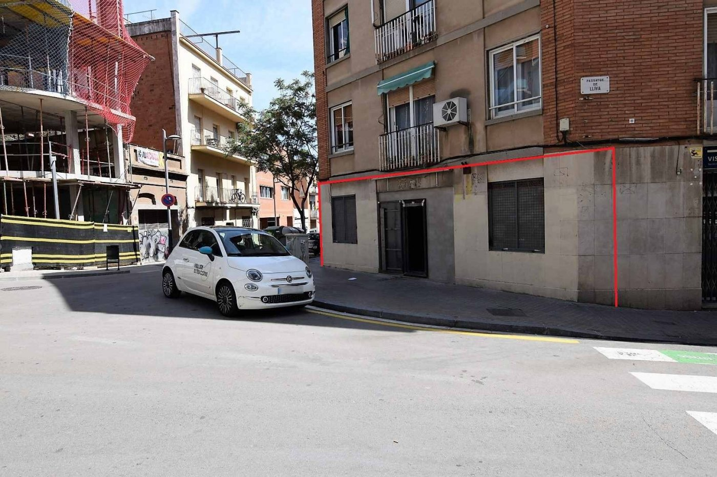 local-comercial en barcelona · el-guinardo 99000€