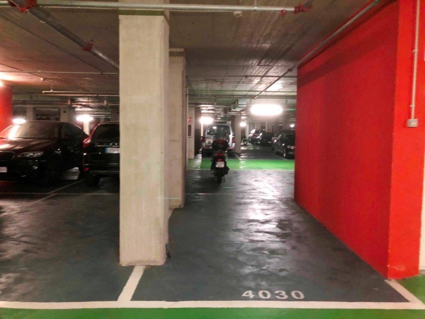 parking en barcelona · la-nova-esquerra-de-l´eixample 17500€