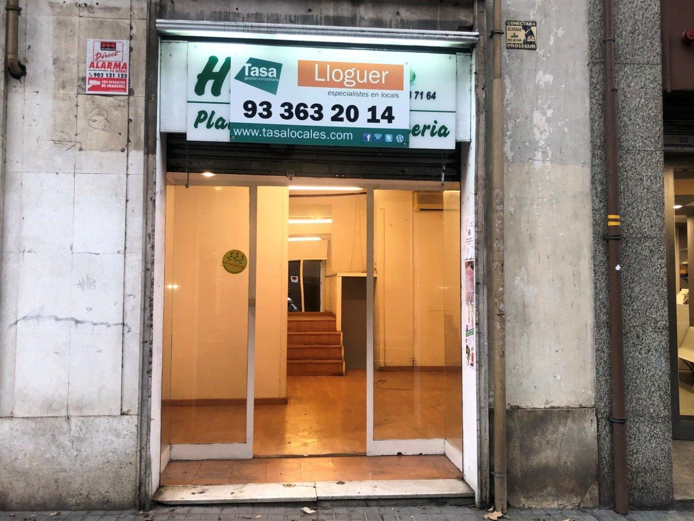 local-comercial en barcelona · vallcarca-i-els-penitents 59000€