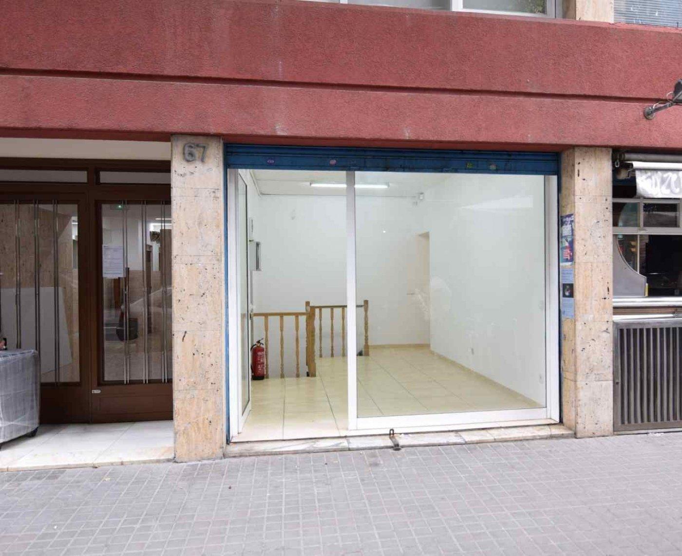 local-comercial en barcelona · sant-antoni 95000€