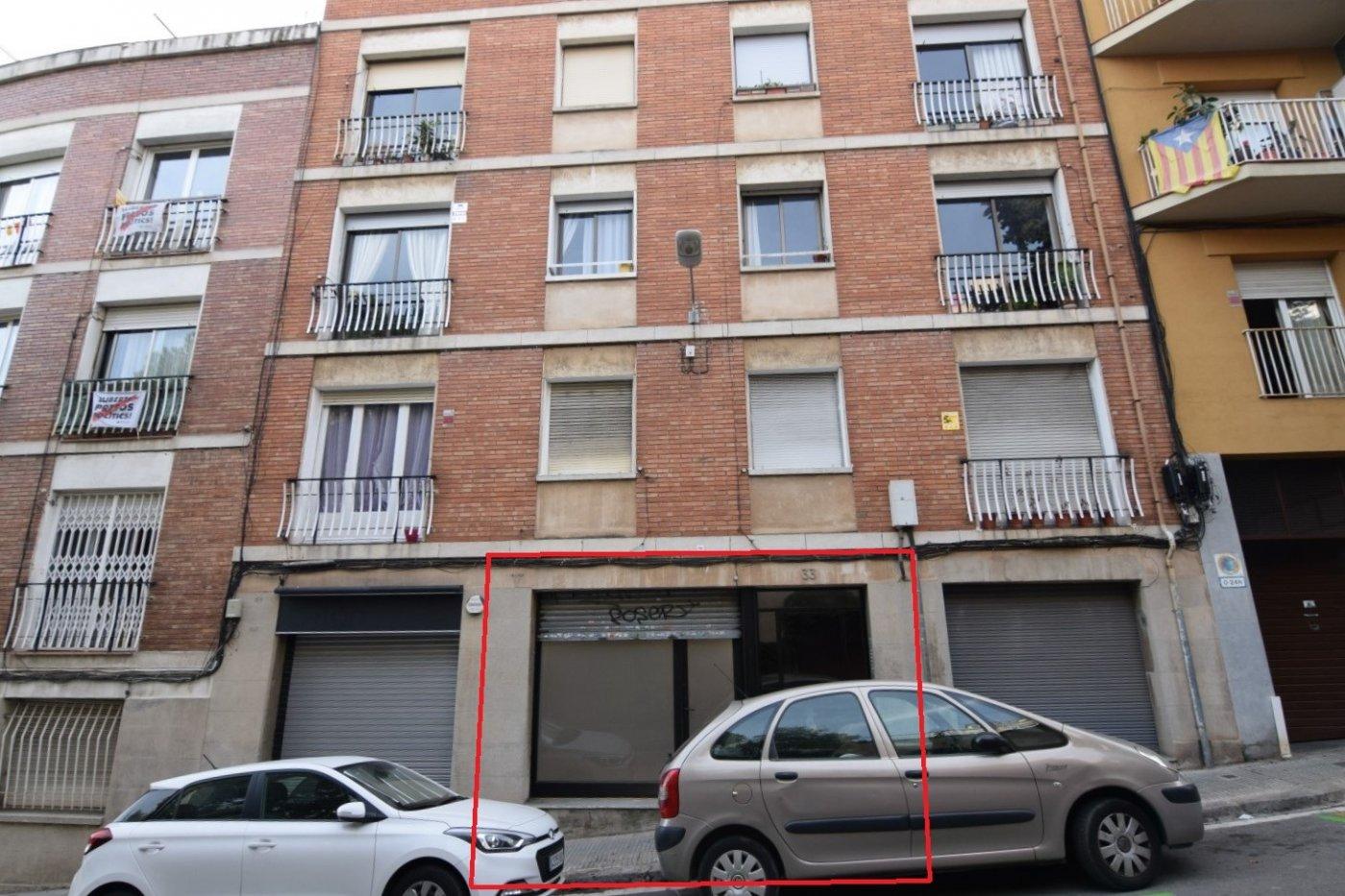 local-comercial en barcelona · la-salut 75000€