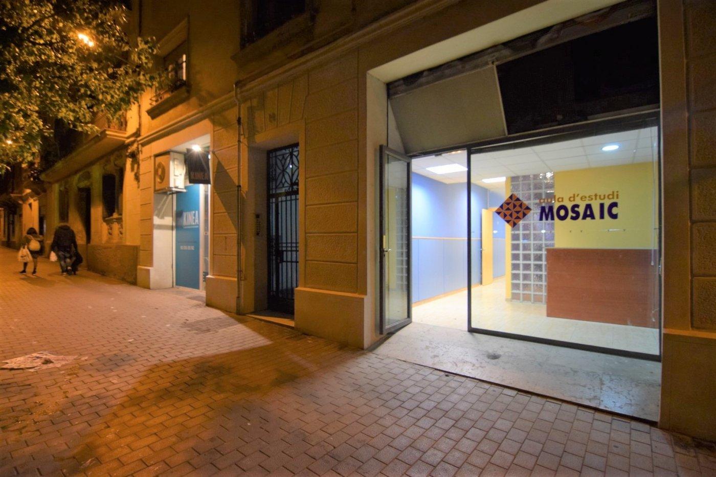 local-comercial en barcelona · vila-de-gracia 1500€