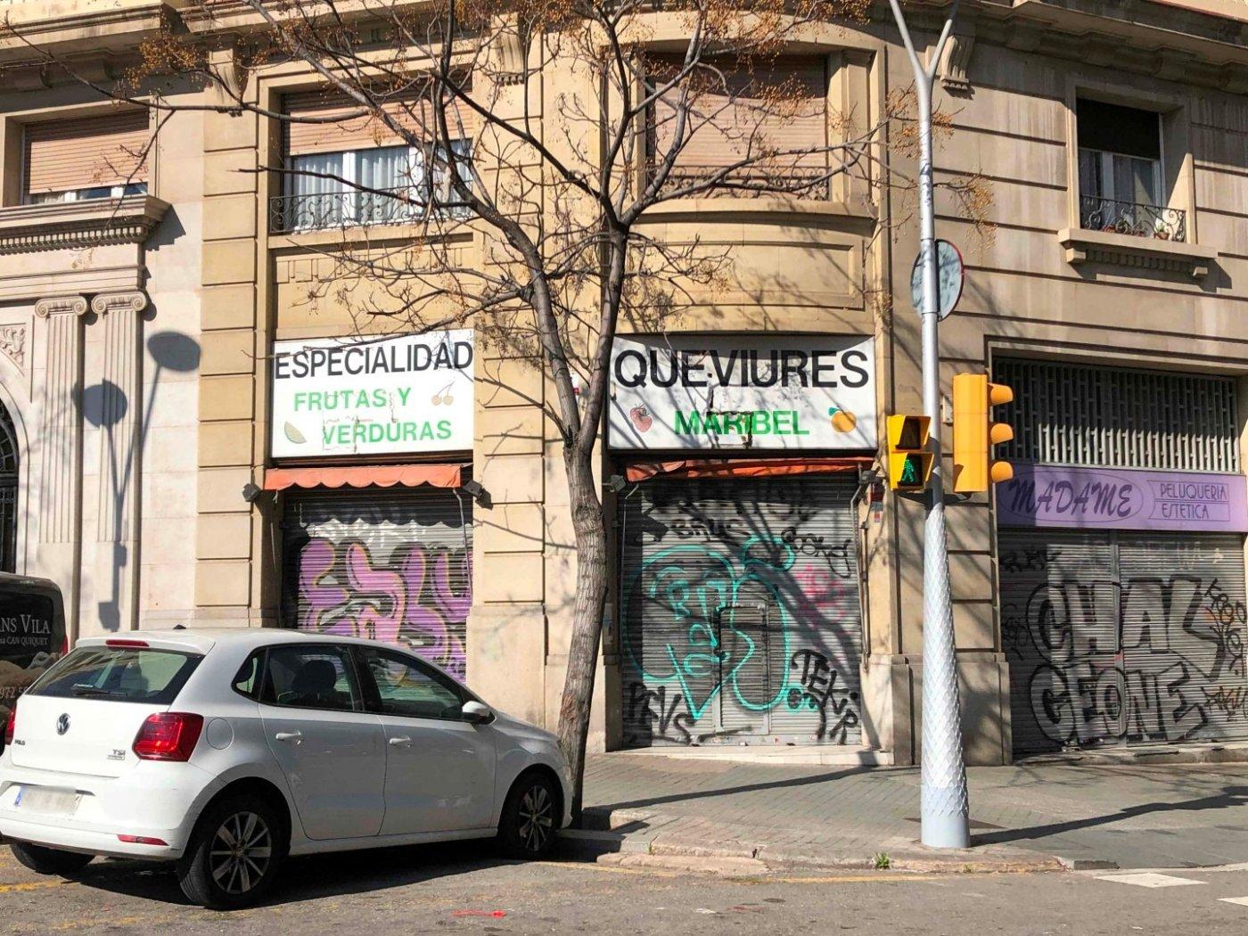 local-comercial en barcelona · sagrada-familia 840€
