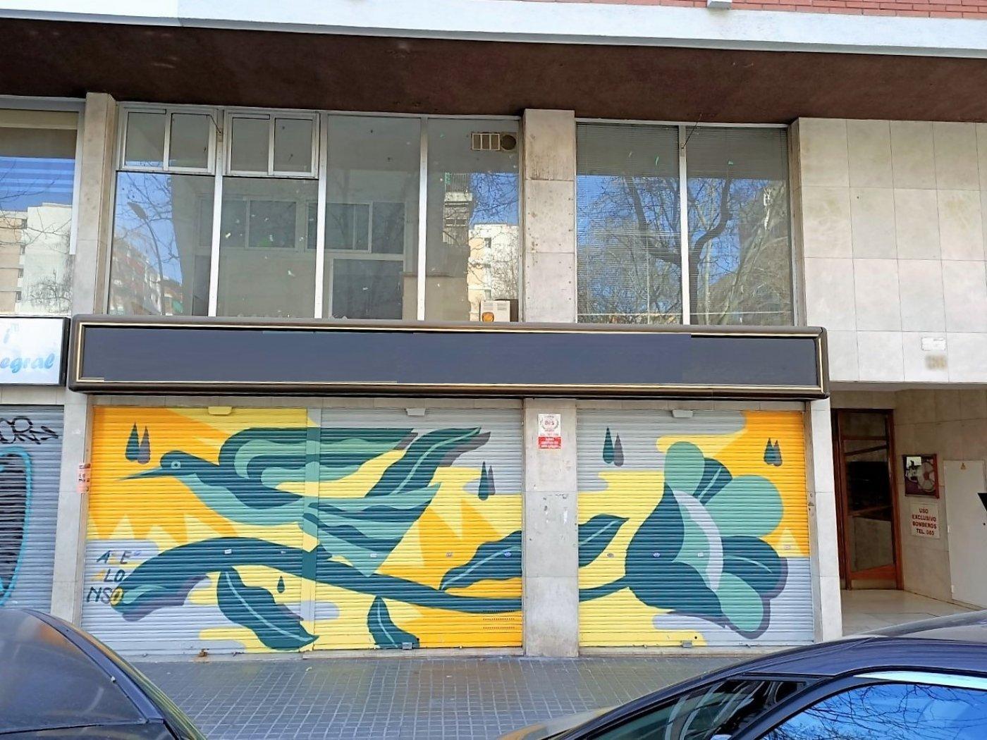 local-comercial en barcelona · la-verneda-i-la-pau 1500€
