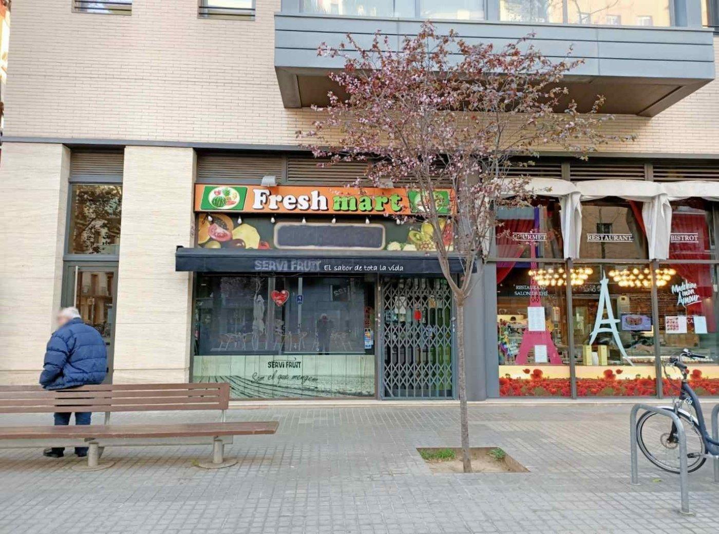 local-comercial en barcelona · el-poblenou 1295€