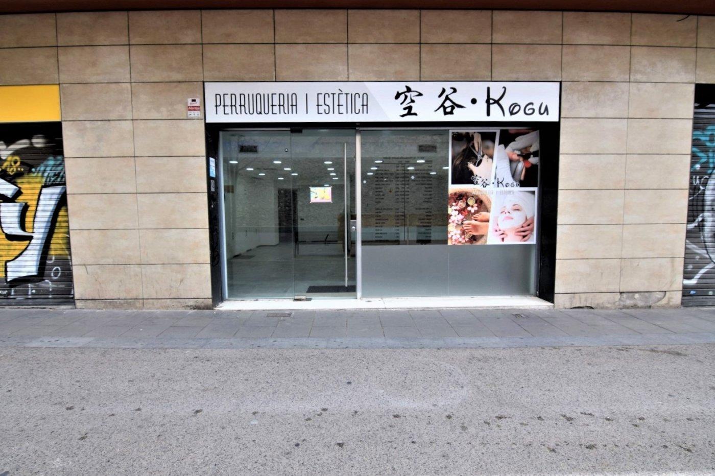 local-comercial en barcelona · hostafrancs 1750€