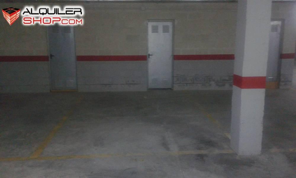 Plaza de parking en alquiler en Guardamar del Segura