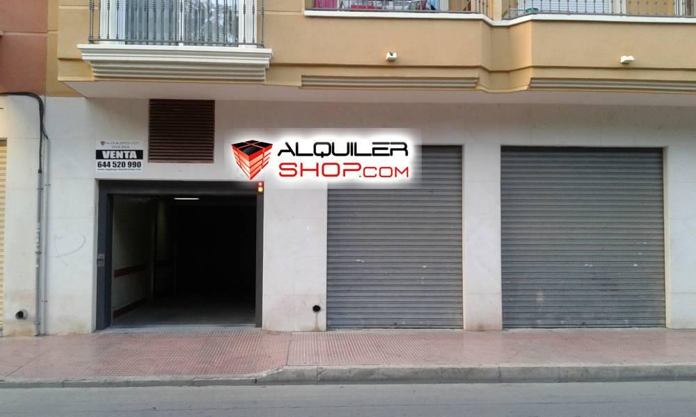 Plaza de parking en alquiler en Callosa de Segura