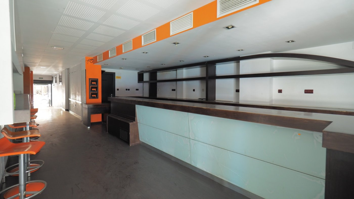 local-comercial en alicante · benalua 250000€