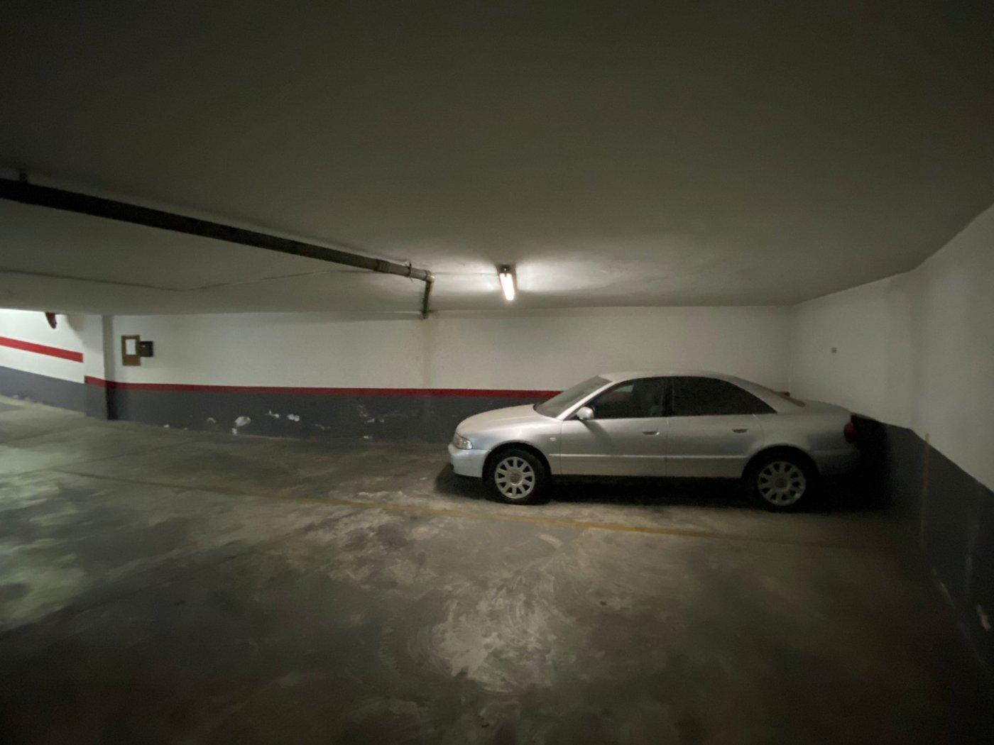 parking en alicante · campoamor 150€