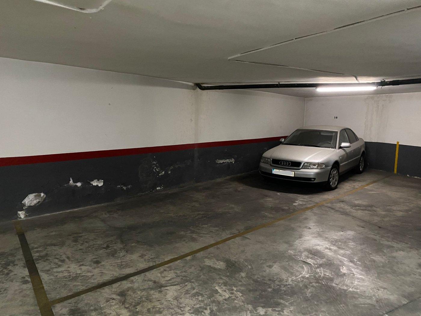 Parking · Alicante · Campoamor 150€ MES€