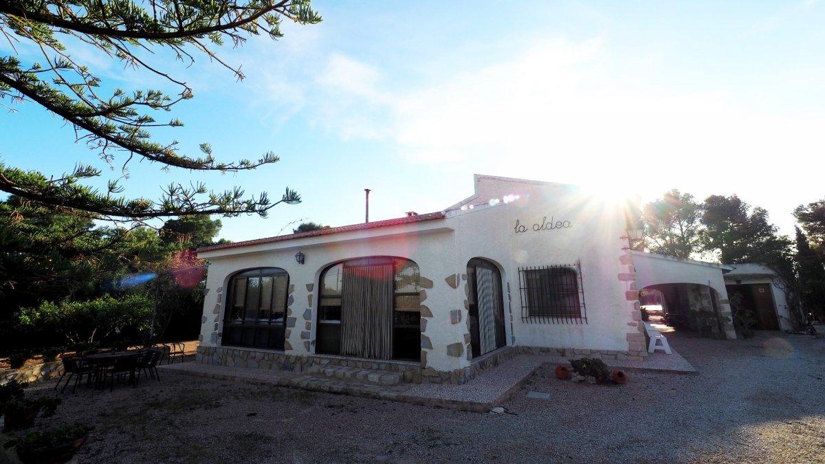 chalet en san-vicente-del-raspeig · partida-boqueres 260000€