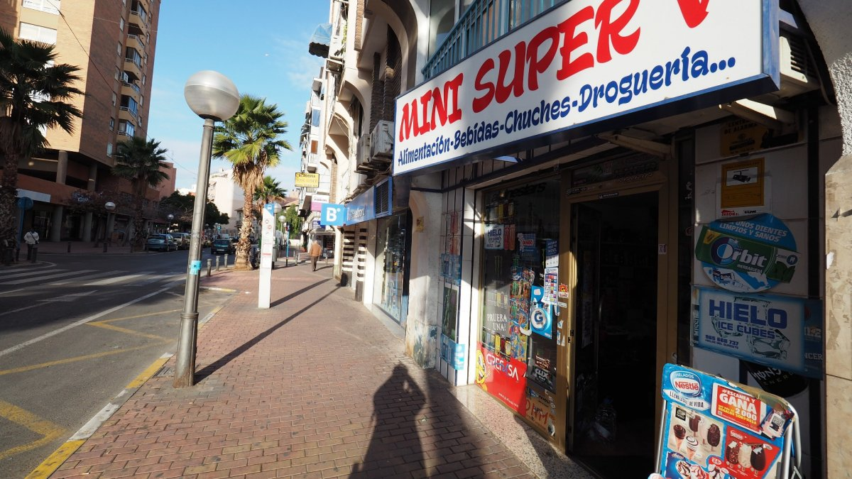 local-comercial en alicante · carolinas-altas 850€