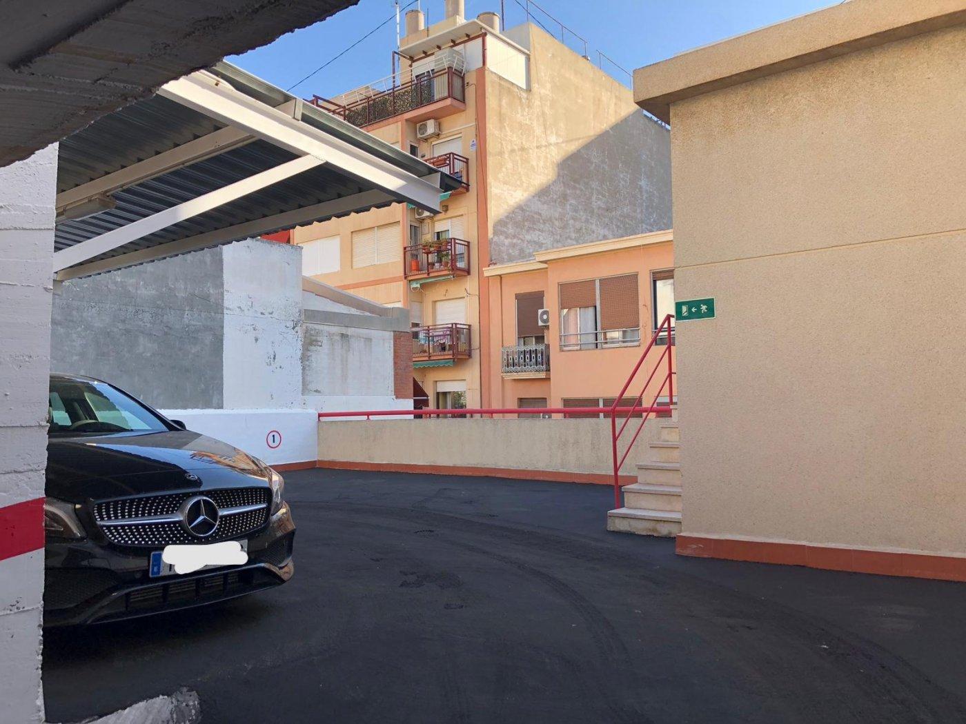 parking en alicante · centro 75€