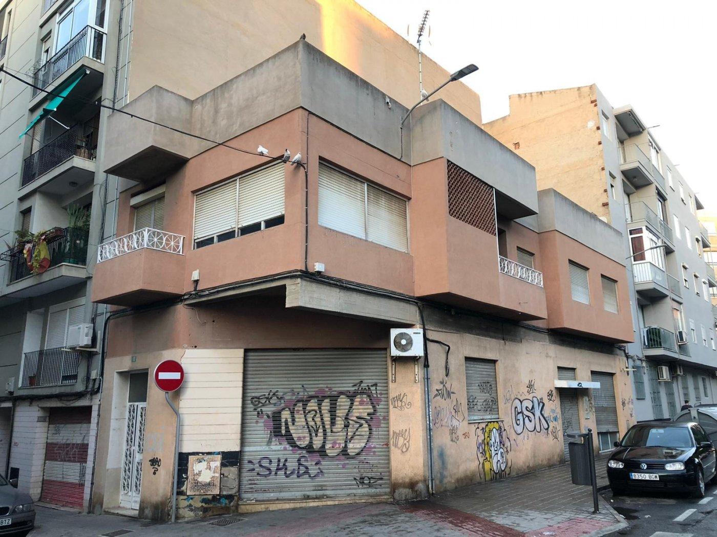 edificio en alicante · san-blas 215000€