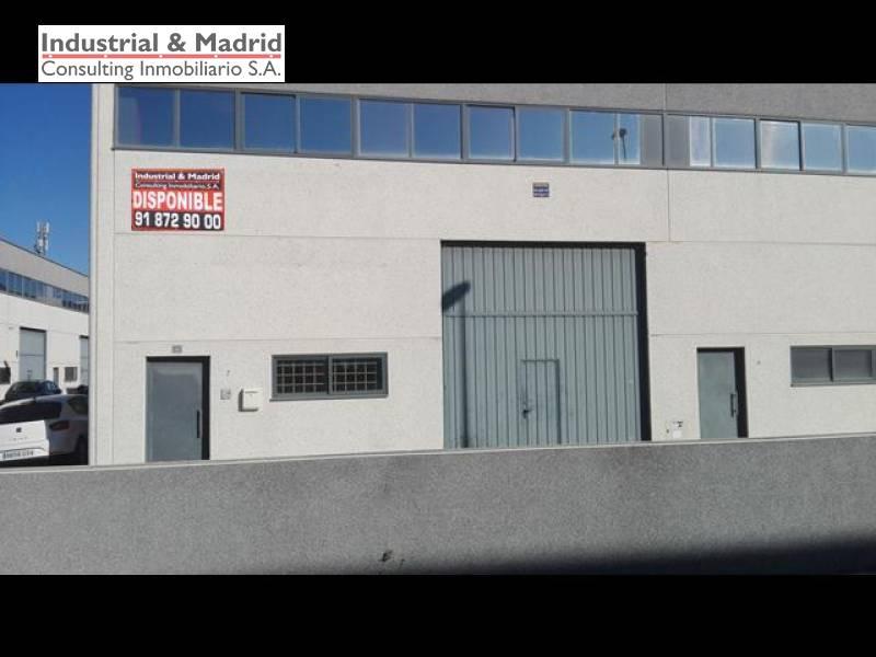 Nave industrial en Venta - Arganda del Rey (MADRID)