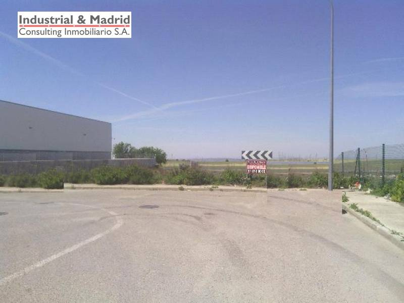 Terreno industrial en Venta - Campo Real (MADRID)