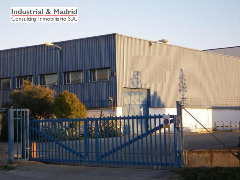 Nave industrial en Venta foto 5