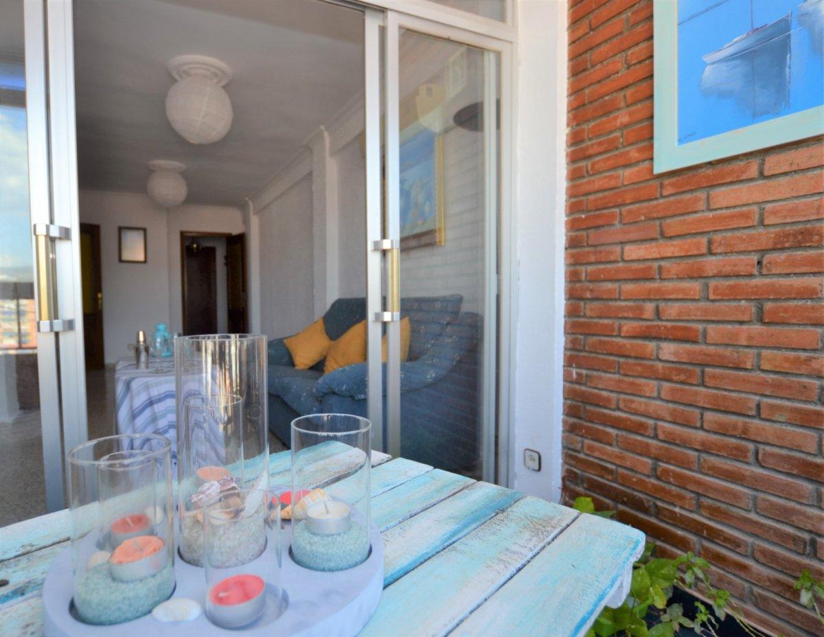 Venta de piso en mÁlaga, zona miraflores, 3 habitaciones y un baÑo - imagenInmueble0