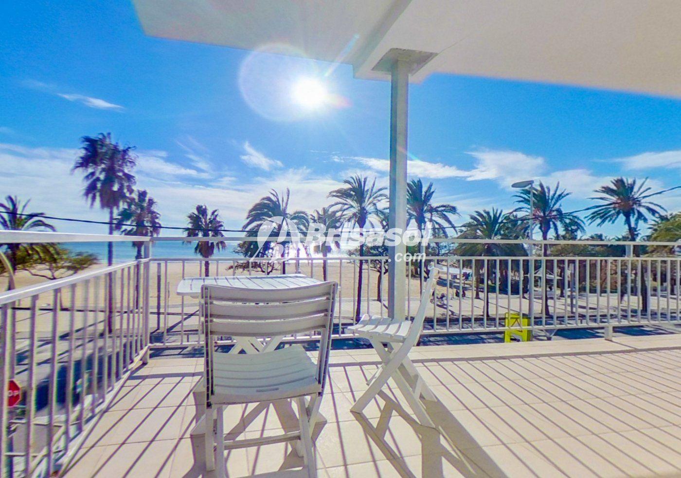 Cambrils - Apartamento con fantásticas vistas al mar