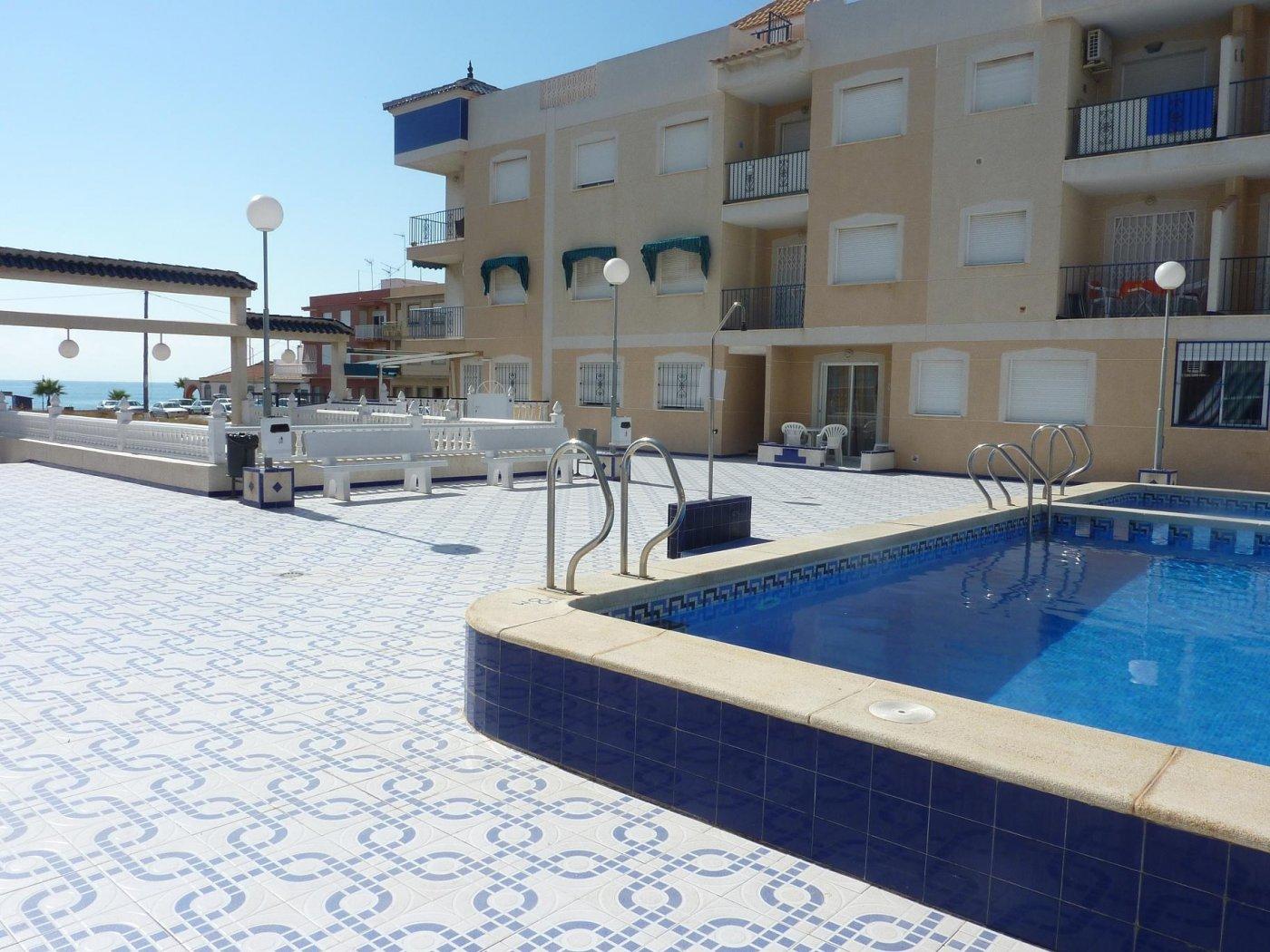 apartamento en torrevieja · playa-de-los-naufragos 119000€