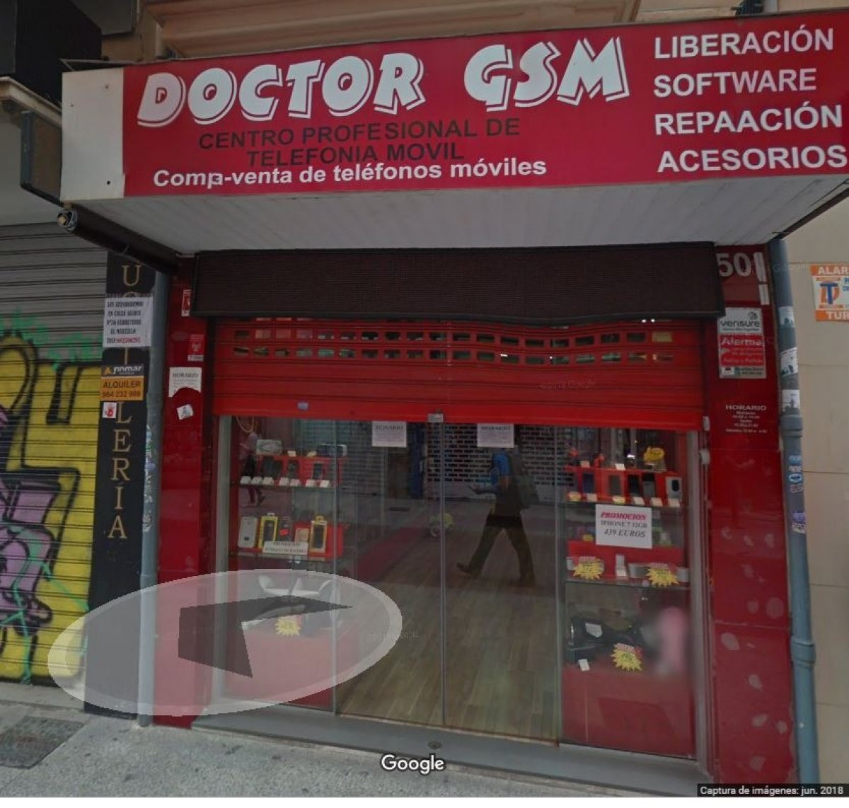 Local en alquiler en *CENTRO, Castellon de la Plana