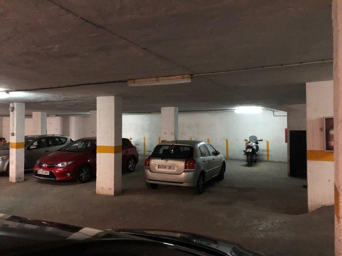 Plaza de parking en venta en San Fernando