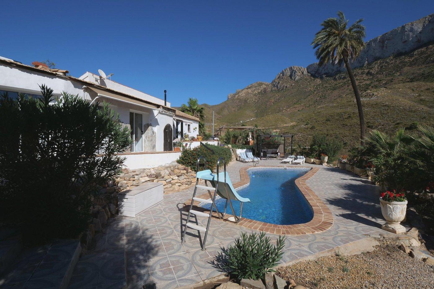 casa-de-campo en cartagena · isla-plana 308000€