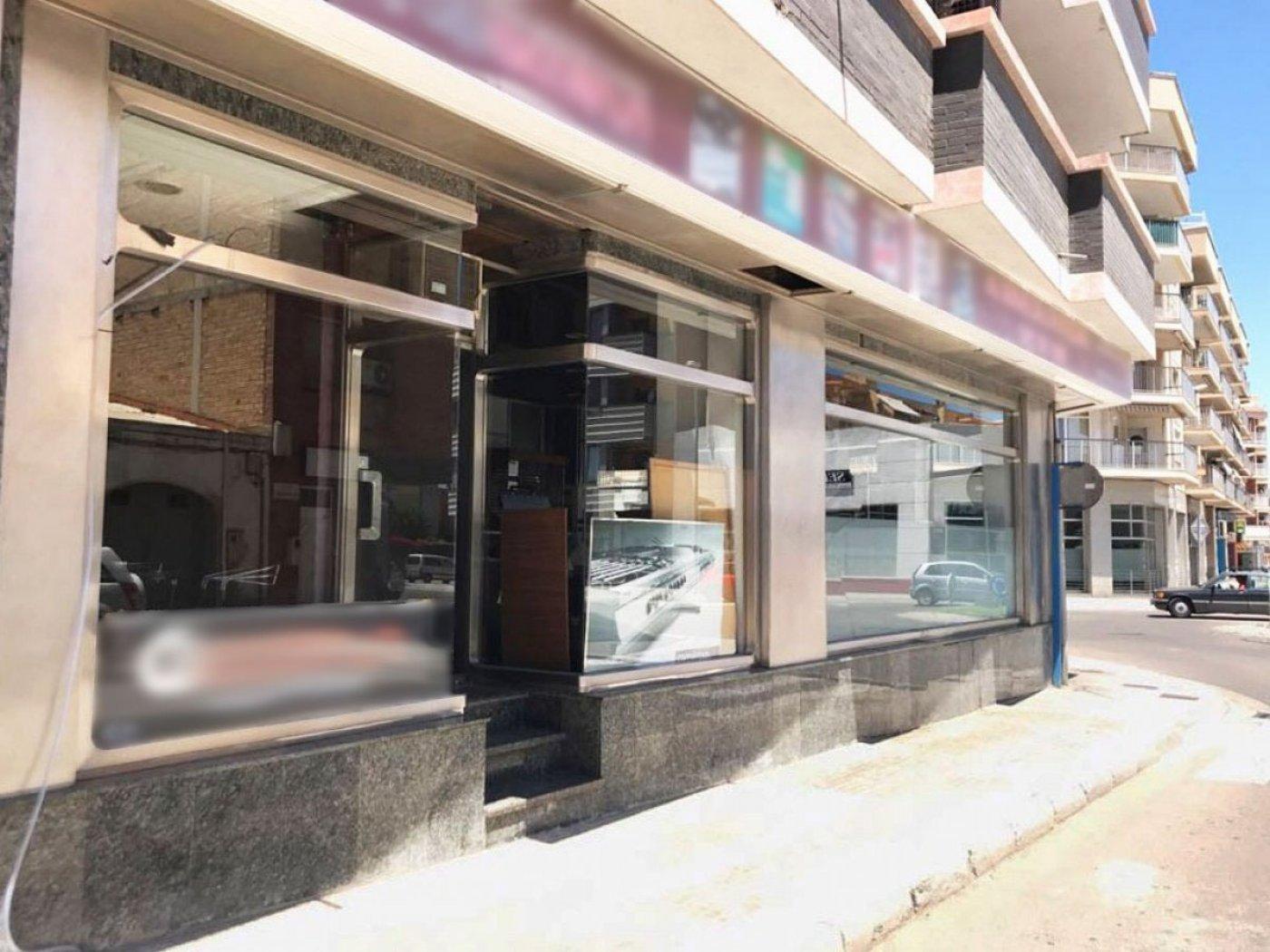 Alquiler Local comercial en Amposta