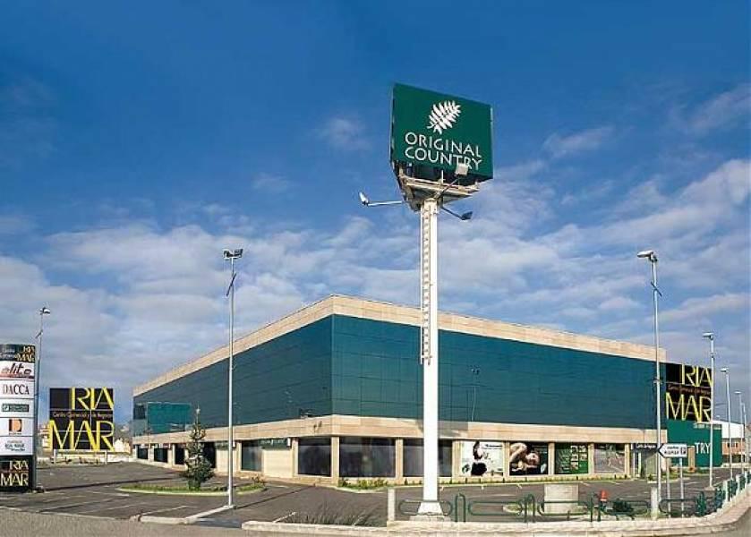 Oficina en Maliaño  de 2.000 m2 por 1.000€/mes.