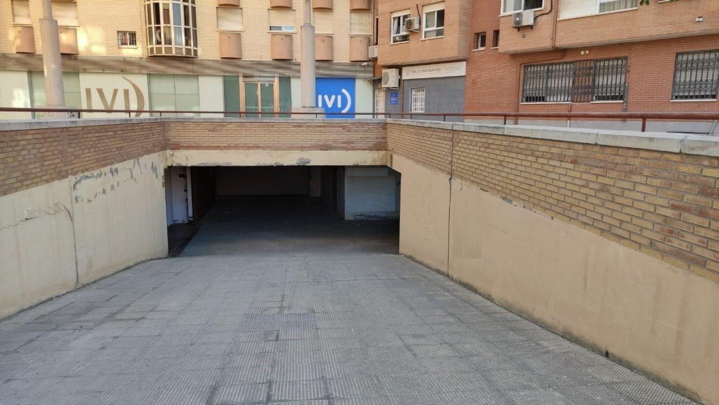 Plaza de garaje en planta -1 calle antonio de ulloa nº8 - imagenInmueble1