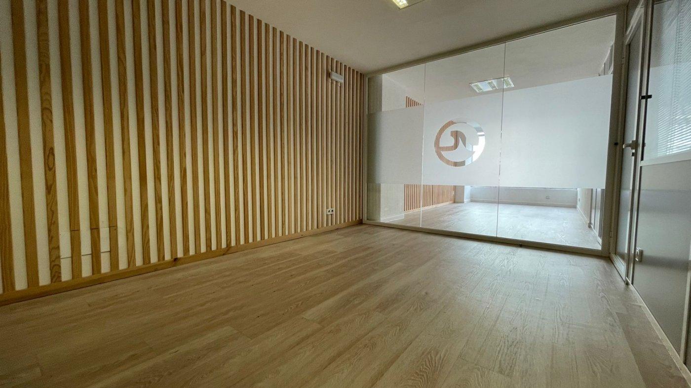 Local comercial - oficinas de 120m2 en planta 1ª en plaza pontevedra. - imagenInmueble5