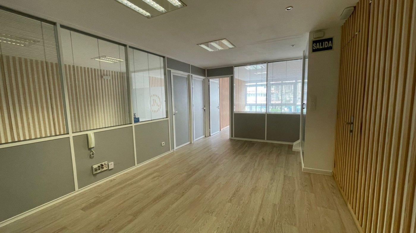 Local comercial - oficinas de 120m2 en planta 1ª en plaza pontevedra. - imagenInmueble6