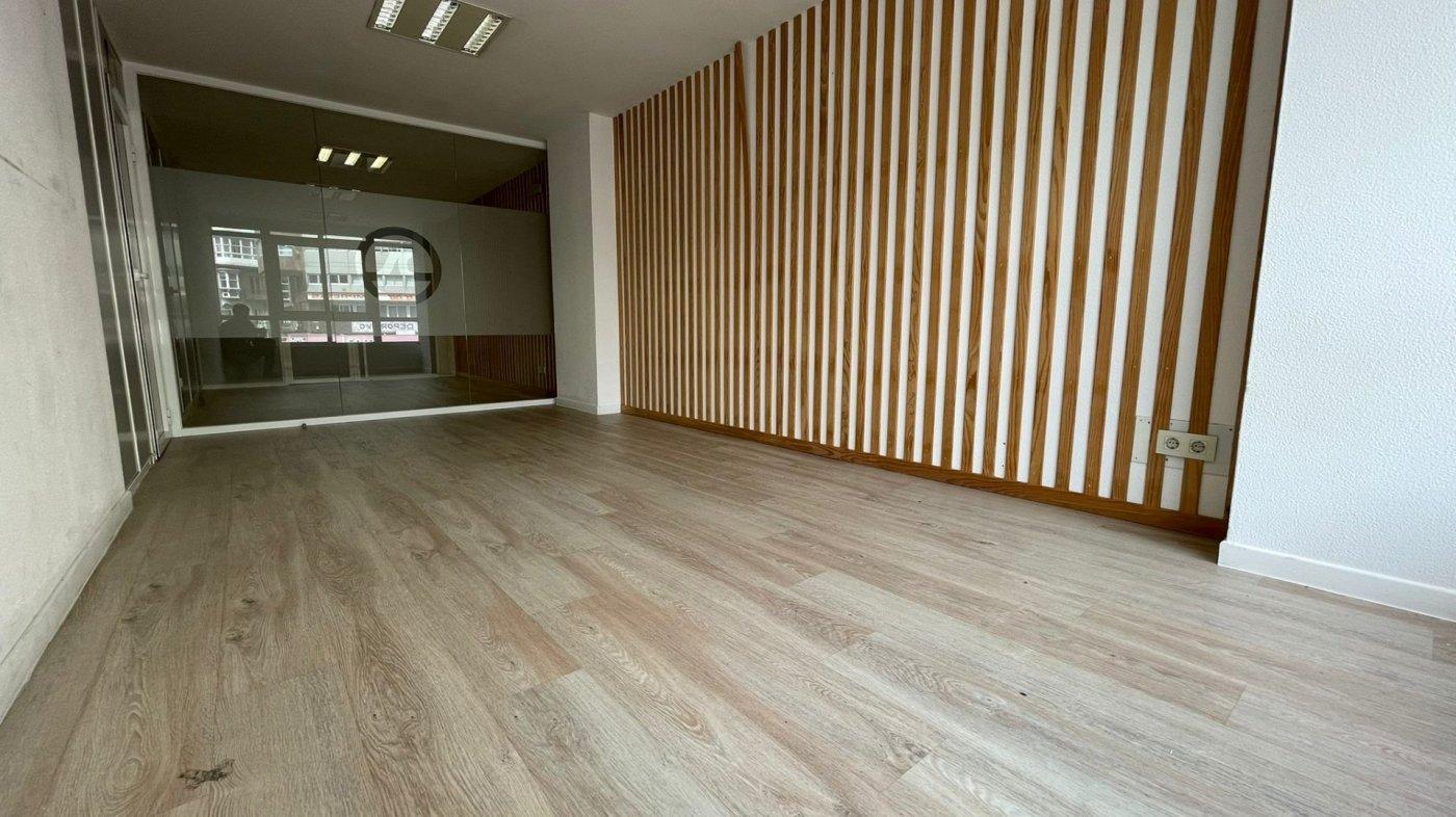 Local comercial - oficinas de 120m2 en planta 1ª en plaza pontevedra. - imagenInmueble7