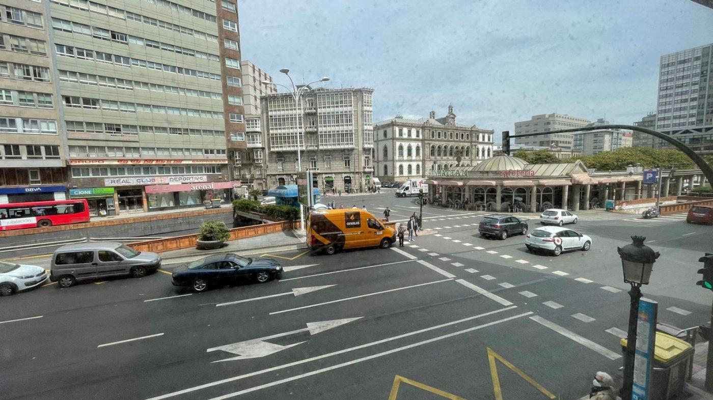 Local comercial - oficinas de 120m2 en planta 1ª en plaza pontevedra. - imagenInmueble8