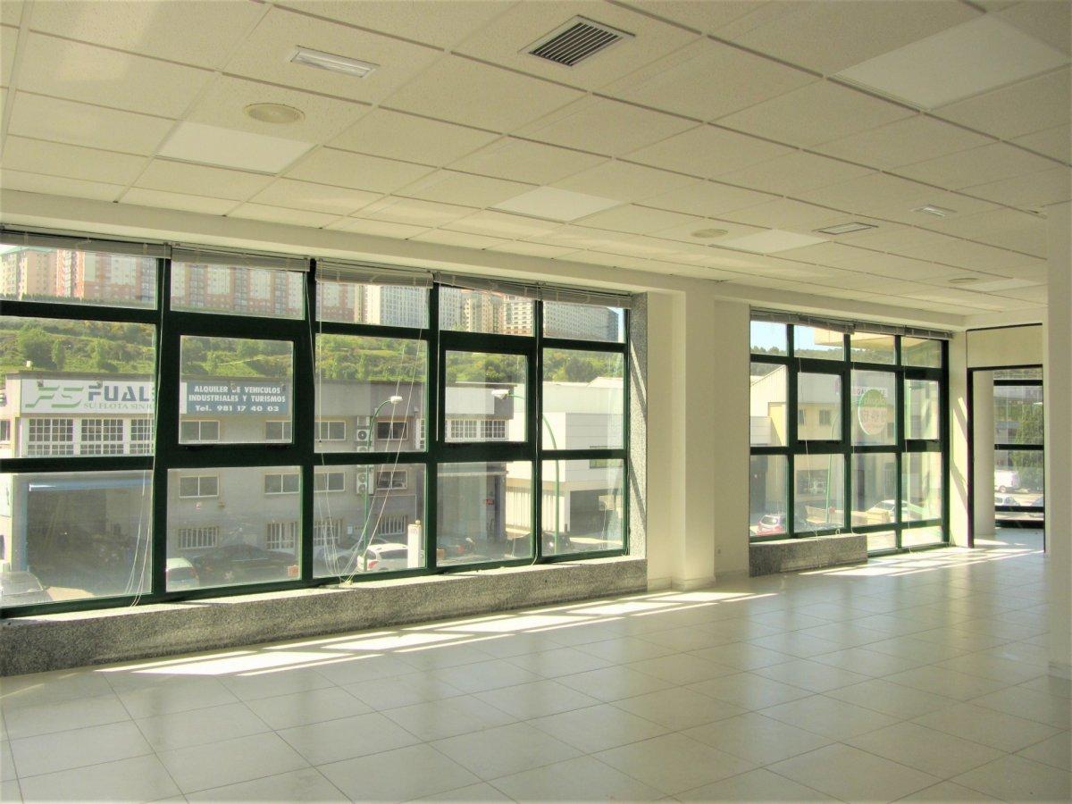 Oficina exterior y luminosa de 96m2 construidos en pocomaco. - imagenInmueble0